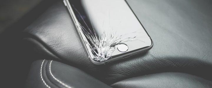 Problemer med en smadret telefon? Så se her!